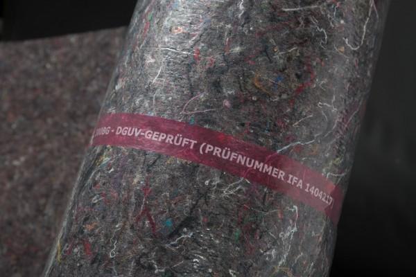"""BG-zertifiziertes Abdeckvlies """"Sauber & Sicher"""""""