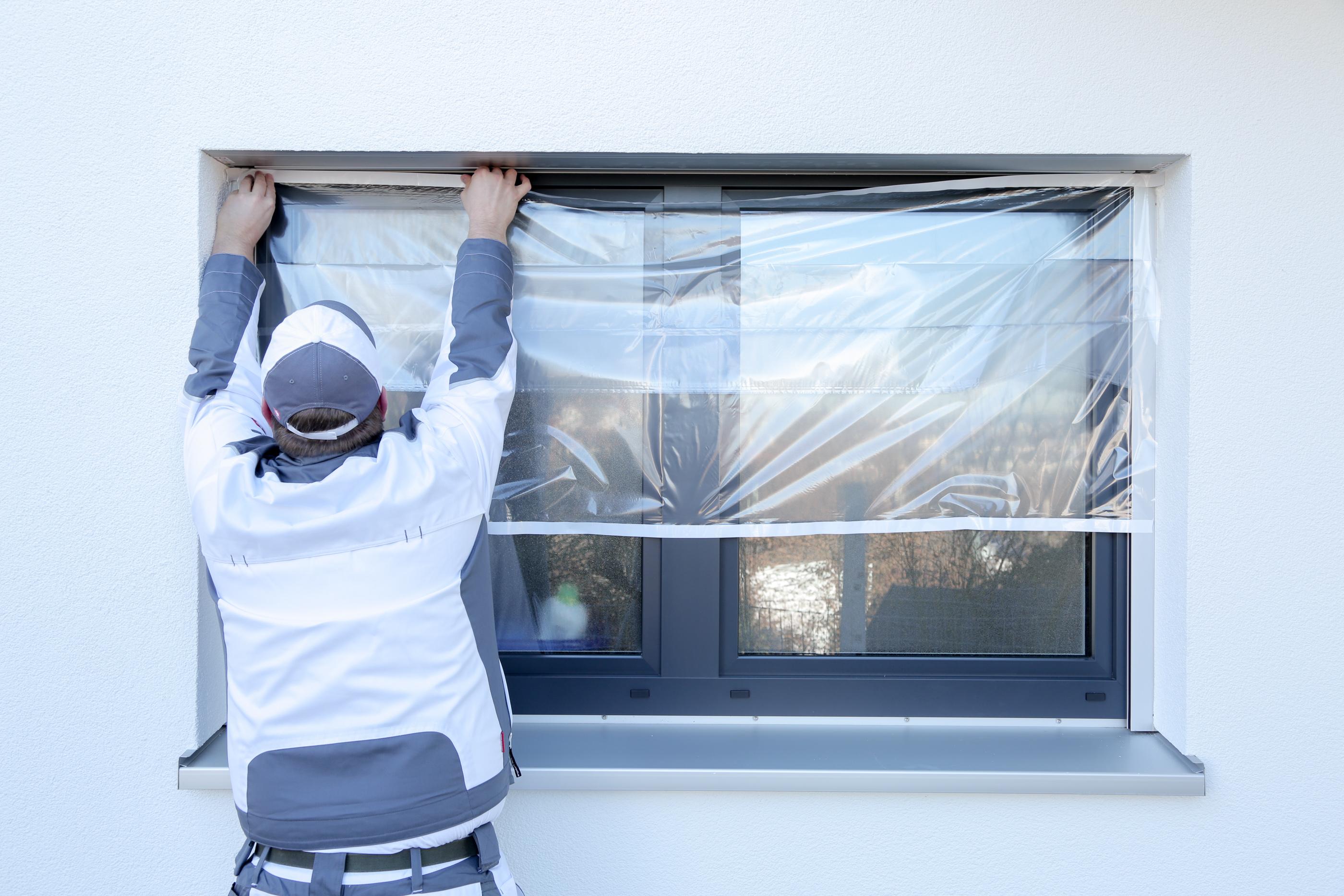 abdeckfolie zitra fol fenster maler. Black Bedroom Furniture Sets. Home Design Ideas